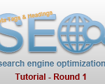Meta Tags & Headings - SEO Principles Round 1