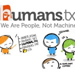 Humans.txt  - A File For Websites Made By Humans…